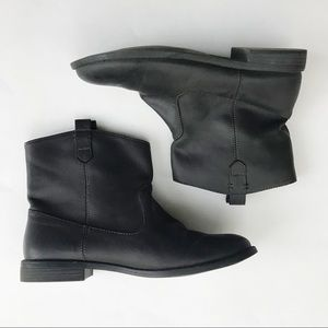 Old Navy l Pointed Toe Ankle Boots